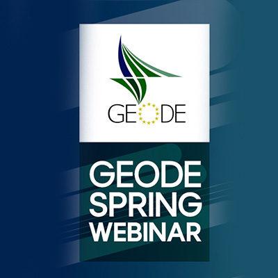 GEODE Spring Webinar 2021 is coming!