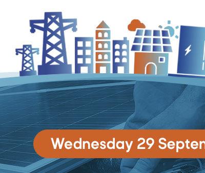 GEODE webinar on Energy Communities