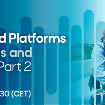 Webinar on Flexibility Projects and Platforms – Concrete experiences and DSOs perspectives – Part 2